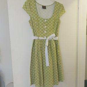 Folter pin up retro style dress